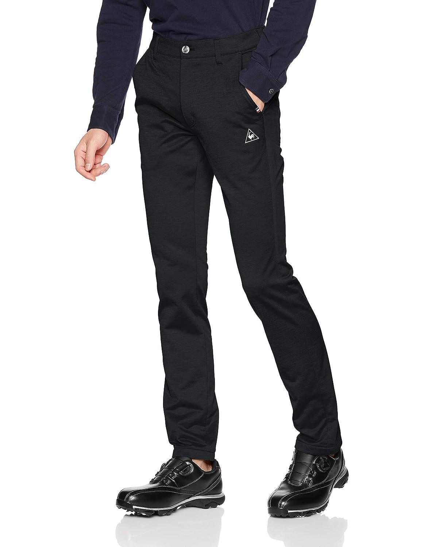 [ルコックゴルフ]パンツ メンズ 日本 92 (日本サイズ2L相当) BK00(ブラック) B07FG35Q4K