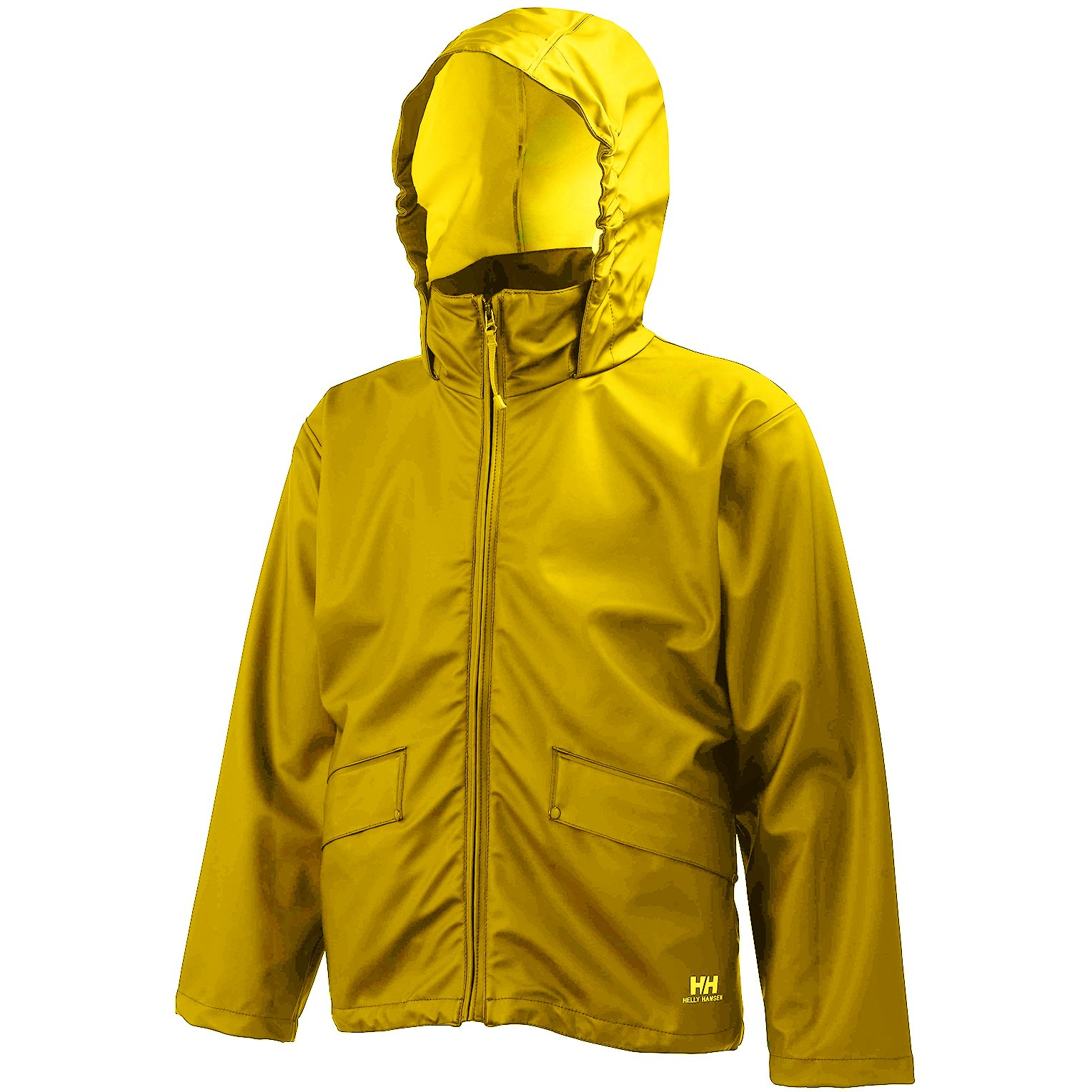 Helly Hansen Voss Waterproof Jacket/Mens Workwear (XXL) (Yellow) by Helly Hansen