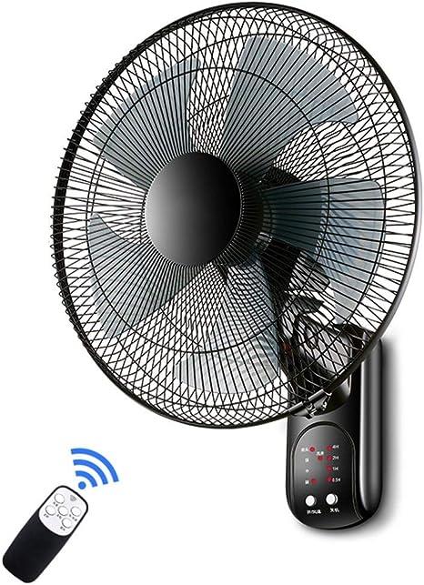 Ventilador eléctrico Ventilador de Pared Sonido silencioso para el ...