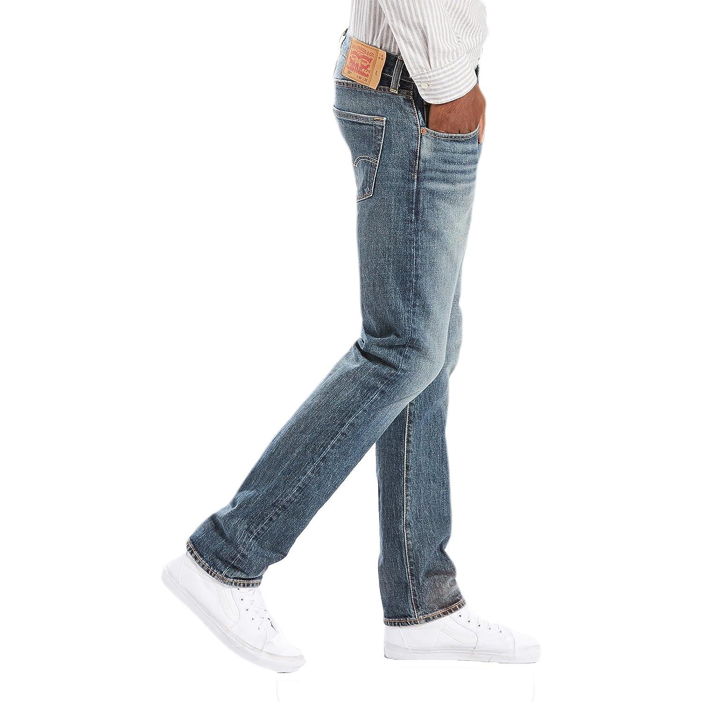 Levi Strauss Green Ben 501 Straight Leg Jean - 24-21 30/32: Amazon.co.uk:  Clothing