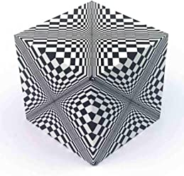 3D Puzzles Geduldsspiel fü GeoBender Cube Nautilus der komplexe Magnetwürfel