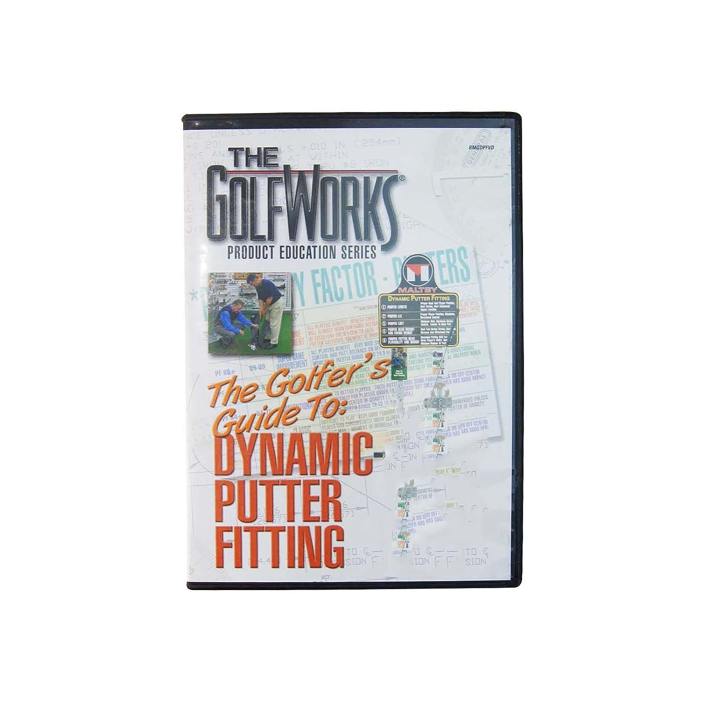 maltby- guía del golfista dinámico Putter de Golf DVD ...