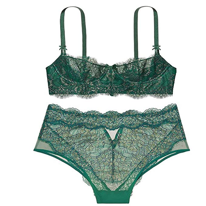 36e6f06d31b Victoria s Secret DREAM ANGELS Wicked Push-up Without Padding Padding bra  set 36 DD  LARGE  Amazon.ca  Clothing   Accessories