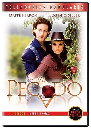 Amazon com: Mi Pecado: Maite Perroni, Eugenio Siller, Sergio Goyri