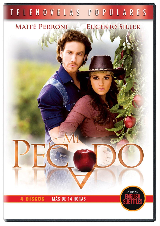 DVD : Mi Pecado (Full Frame, Dolby, Dubbed, 4 Disc)