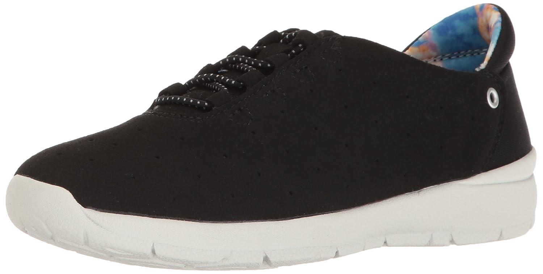 noir noir Fabric 35.5 EU Easy Spirit Gosport Toile Chaussure de Marche