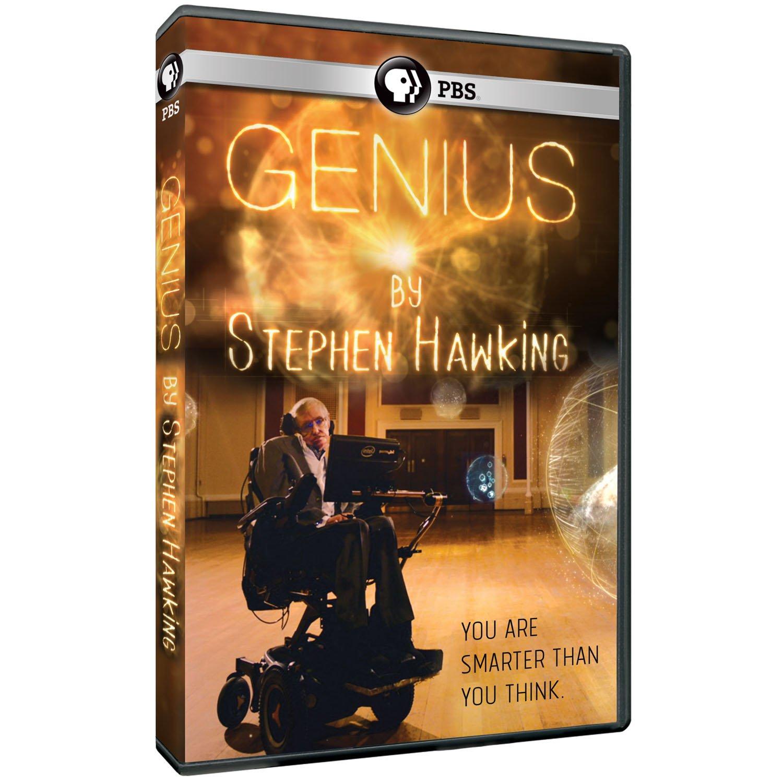 Genius By Stephen Hawking DVD
