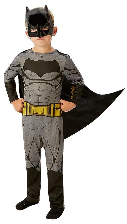 Disfraz clásico niño Batman El amanecer de la Justicia 3-4 años (98/104)