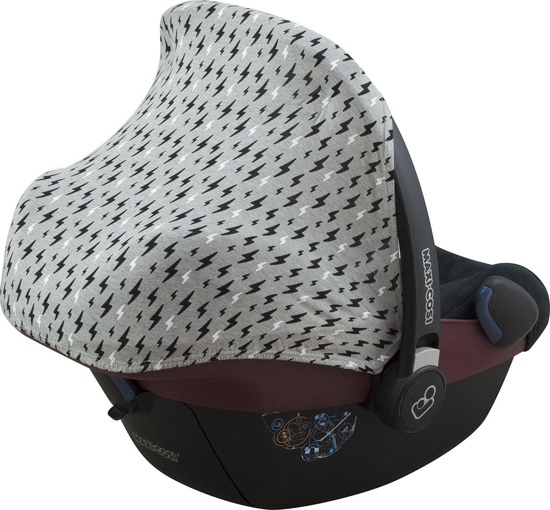 JANABEBE Capota para Maxi-Cosi Pebble Bebe Confort (BLACK RAYO): Amazon.es: Bebé