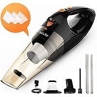 VacLife Handheld Vacuum, Car Vacuum Cleaner Cordless, Orange (VL189)