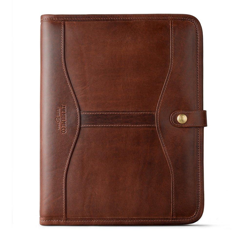 J.W. Hulme Co. - Executive Folio - American Heritage Leather