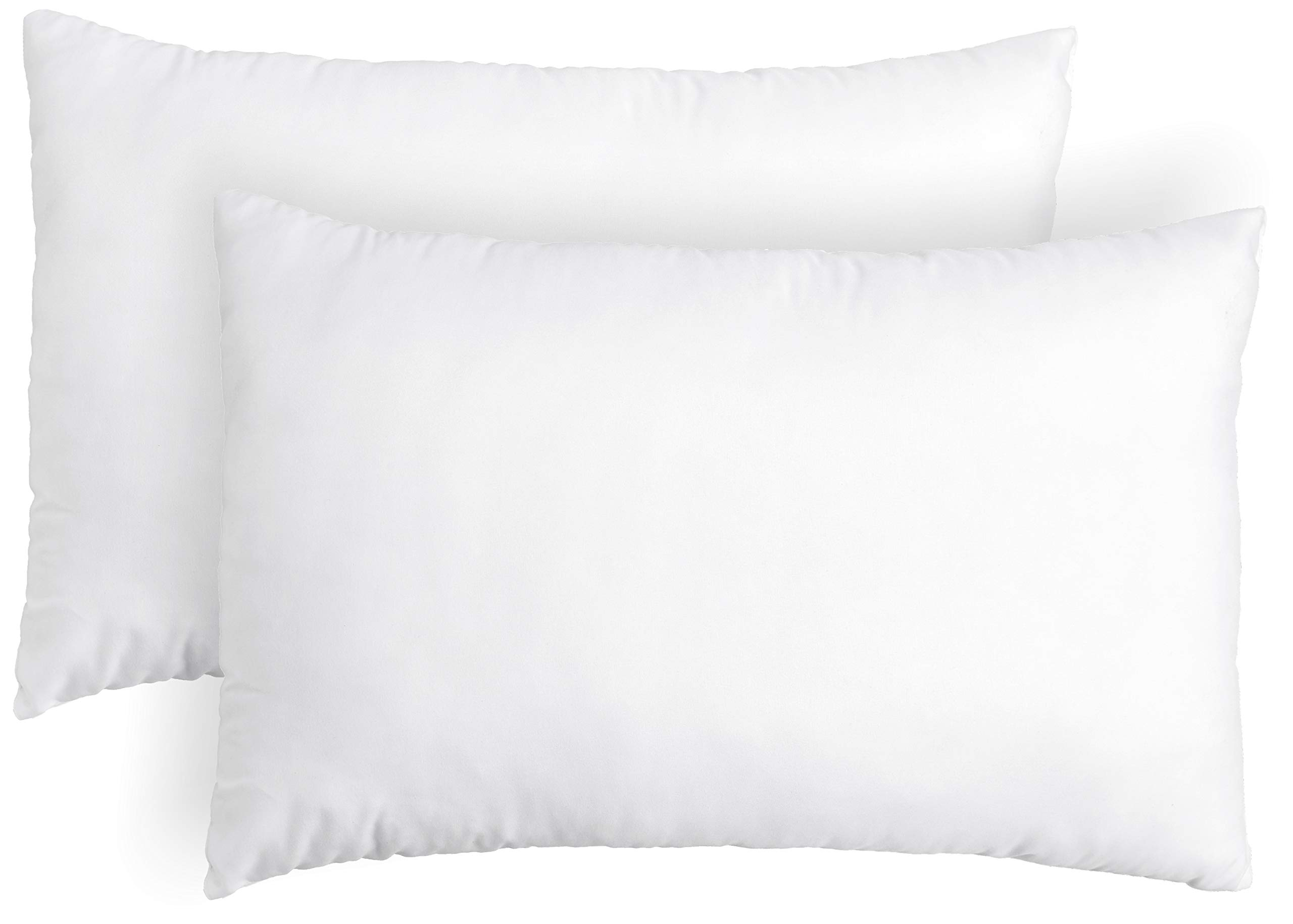 Amazon Brand - Solimo 2-Piece Bed Pillow Set - 40 x 60 cm, White (B07G4K7B1G) Amazon Price History, Amazon Price Tracker