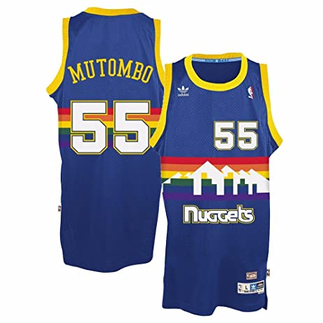 buy online b9aa9 e6c97 cheapest denver nuggets mutombo jersey 19df0 12b42