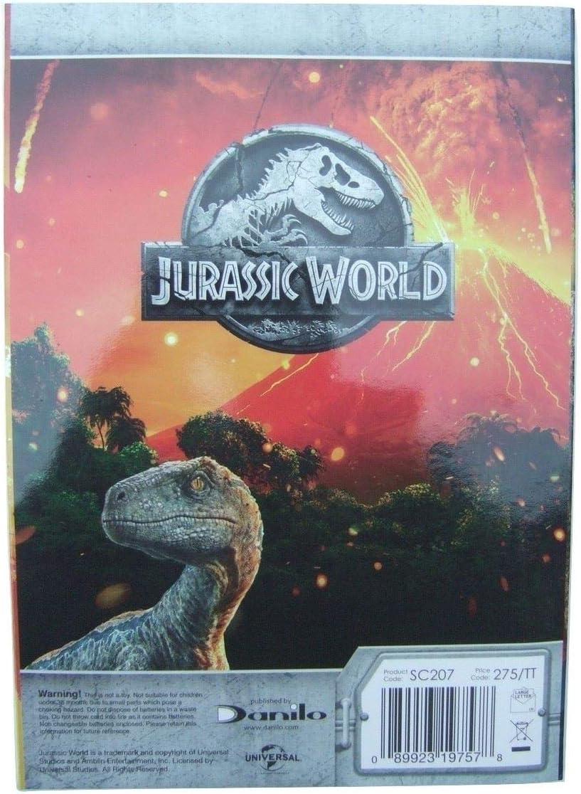 Jurassic World SC207/scheda audio