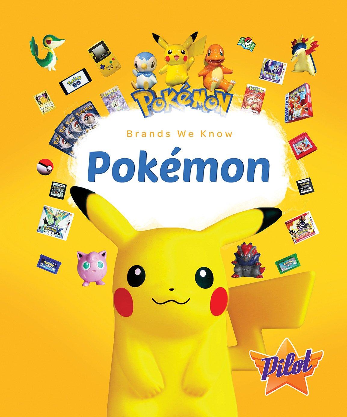 Download Pokemon (Brands We Know) PDF