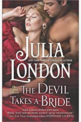 The Devil Takes a Bride (The Cabot Sisters Book 2) Kindle Edition