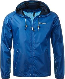 Front Win Zip Nice Tragbarer Regenjacke Taschenformat n0PwOkX8