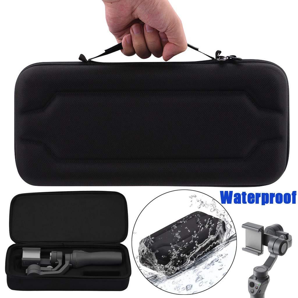Rucan ポータブル防水ハンドバッグ ハードストレージバッグ キャリーケース DJI Osmo Mobile 2用 B07M94FZ5P