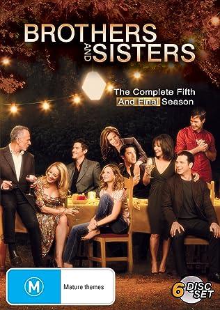 Brothers Sisters Season 5 Dvd Michael Morris Ken Olin Dave