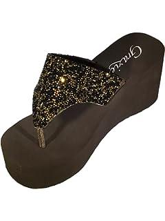 a19e1a6ce Grazie Women s Beckoning Platform Sandal