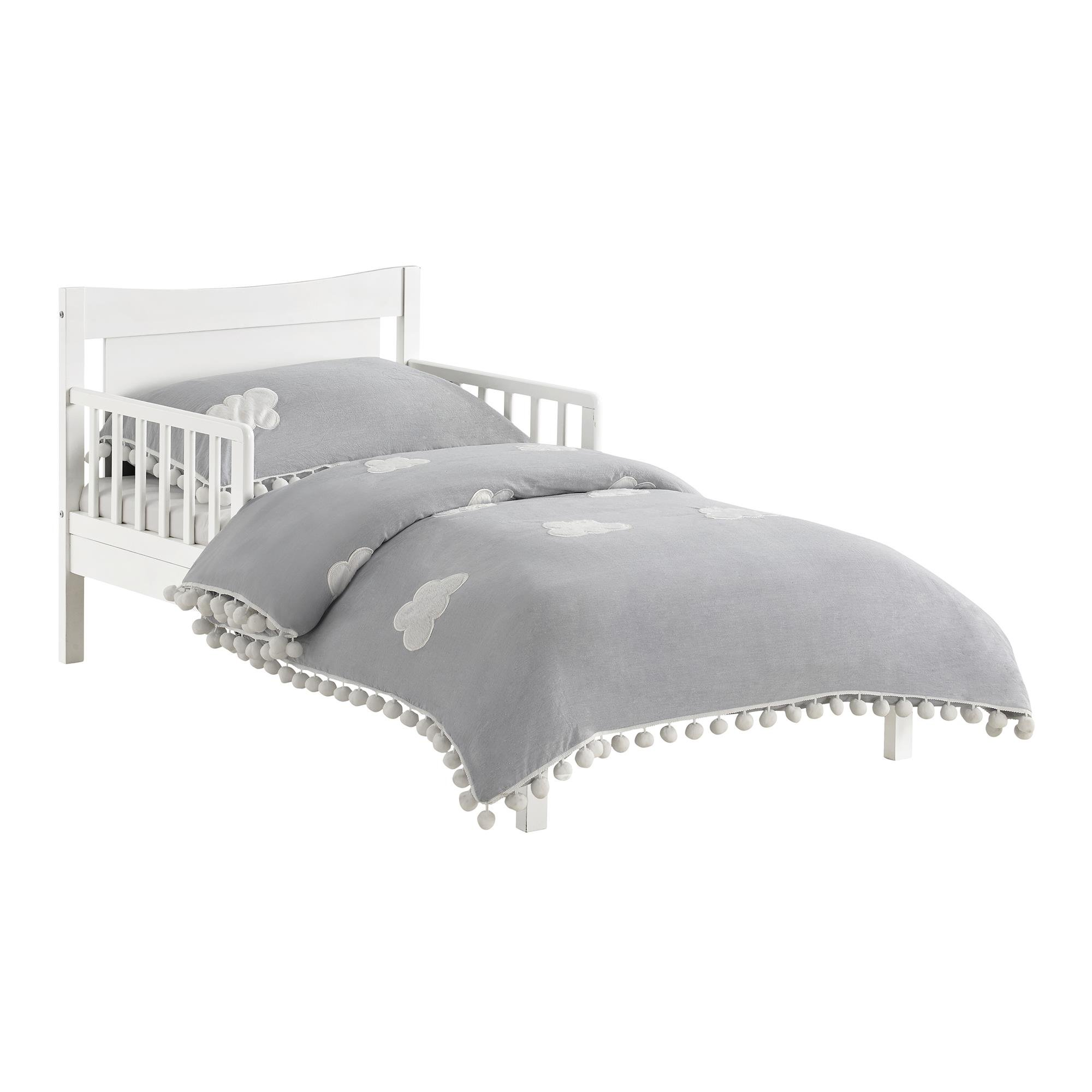 Baby Relax Memphis Toddler Bed, White by Baby Relax (Image #1)