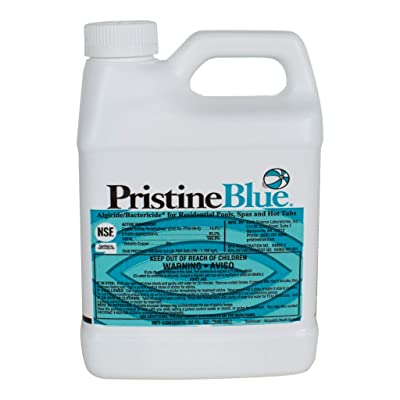 Pristine Blue (32 ounce) : Swimming Pool Maintenance Kits : Garden & Outdoor