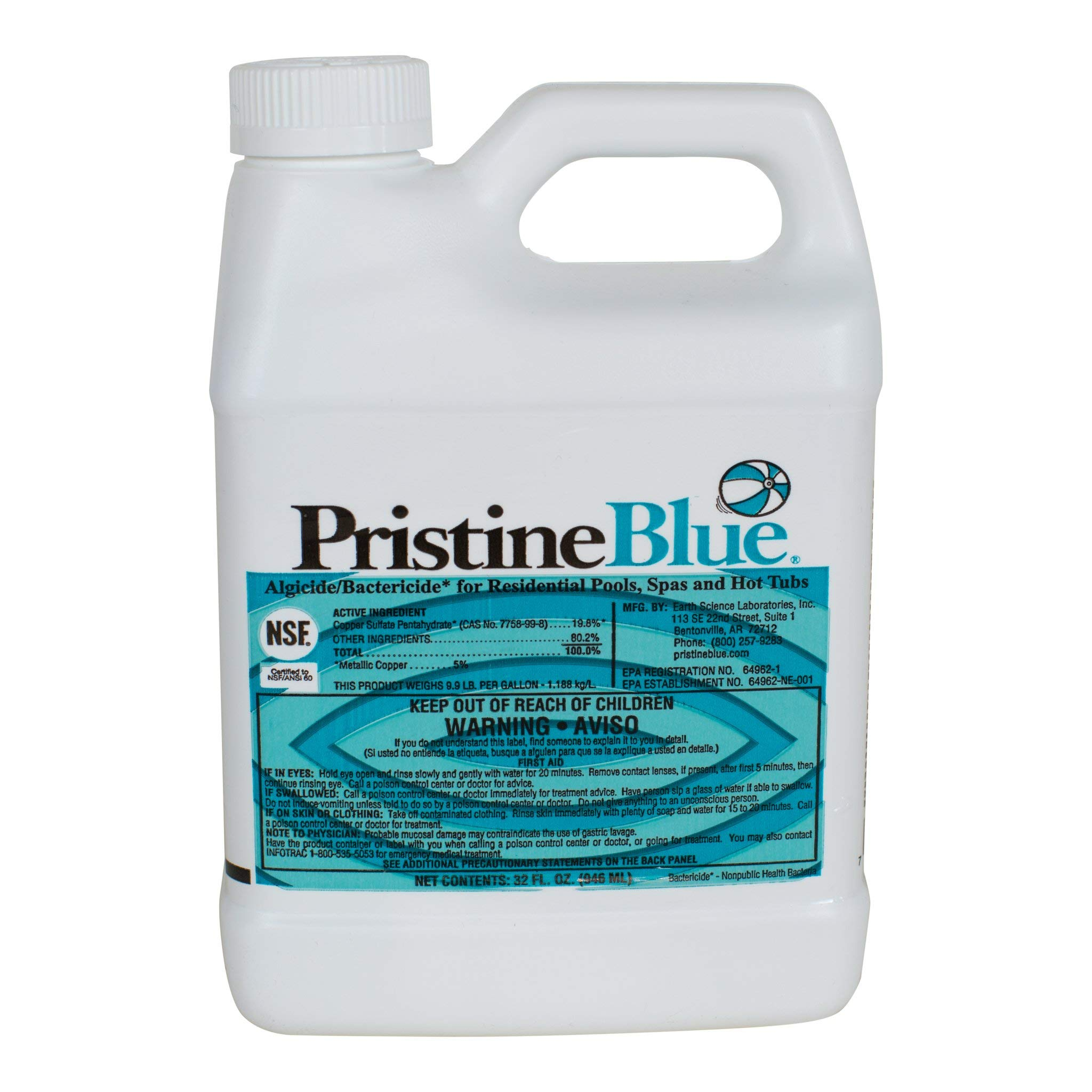Pristine Blue (32 ounce) by Pristine Blue
