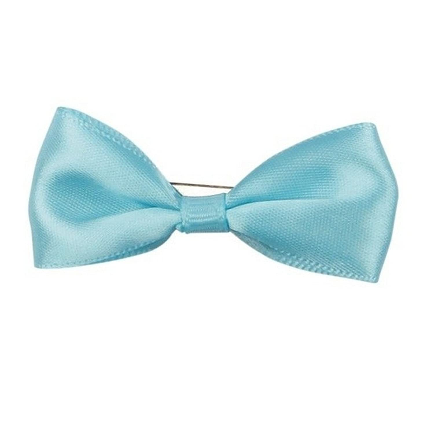 Trixie Pack Of 10 Hair Bows (One Size) (Assorted)
