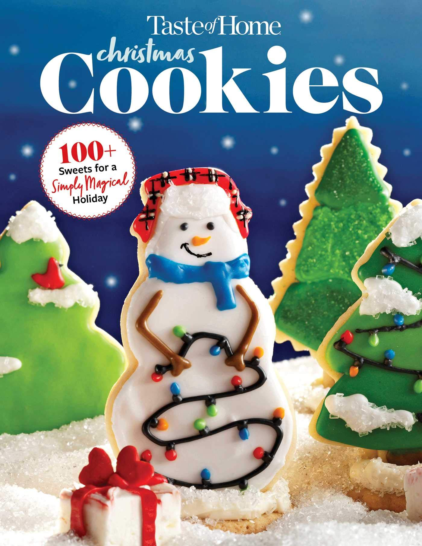 Taste Of Home Christmas 2020 Taste of Home Christmas Cookies Mini Binder: 100+ Sweets for a