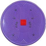 Acupressure Health Care System Acs Twister - Big Disc (Purple)