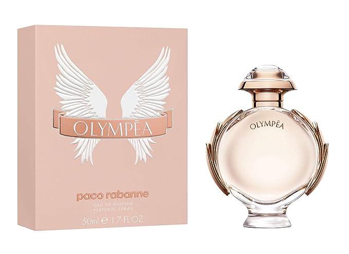 olimpia profumo donna  Paco Rabanne Olympéa Eau de Parfum Spray 50 ml: : Bellezza
