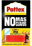 Pattex 1403702 - No más clavos, cinta doble cara tiras