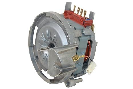 Bosch 00488186 Motor - Bomba de retorno para lavavajillas: Amazon ...