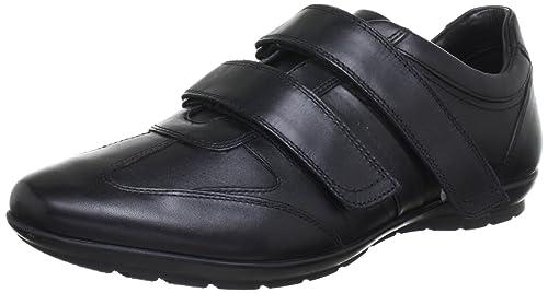 Geox U SYMBOL D U32A5D00043C9999 Sneaker uomo Black 44