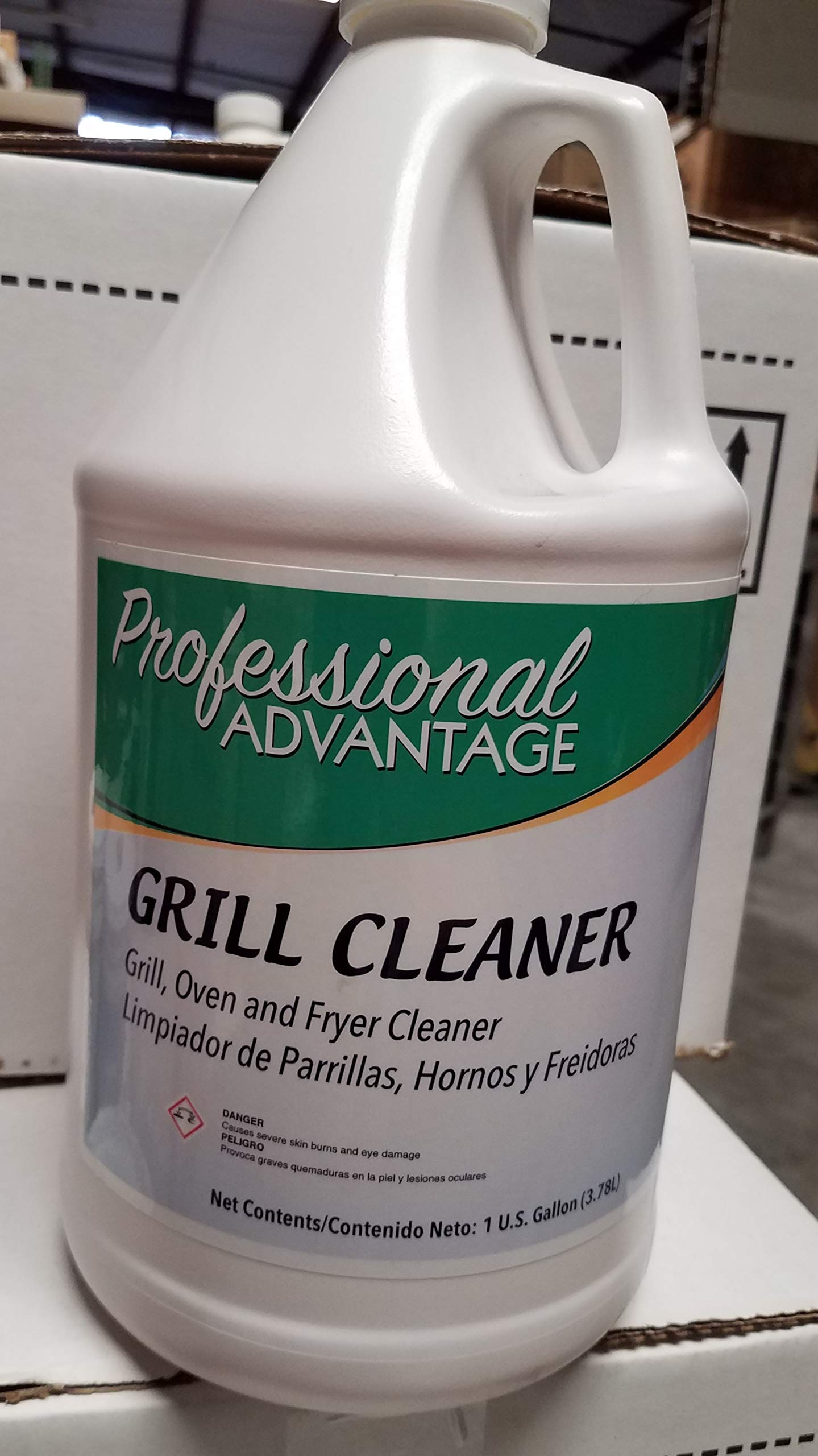 Professional Advantage Grill Cleaner