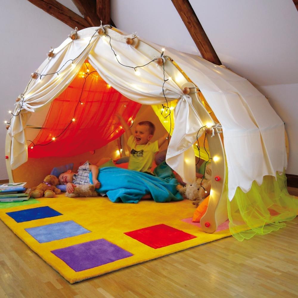 Großartig Kuschelhöhle Kinderzimmer Ideen Von