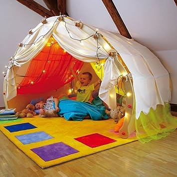 Kuschelhöhle Kinderzimmer | Erzi Traumhohle Spielhohle Kuschelhohle Amazon De Spielzeug