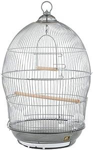 PREVUE PET PRODUCTS INC Prevue Sonata Bird Cage Gray 19 IN X 30 IN