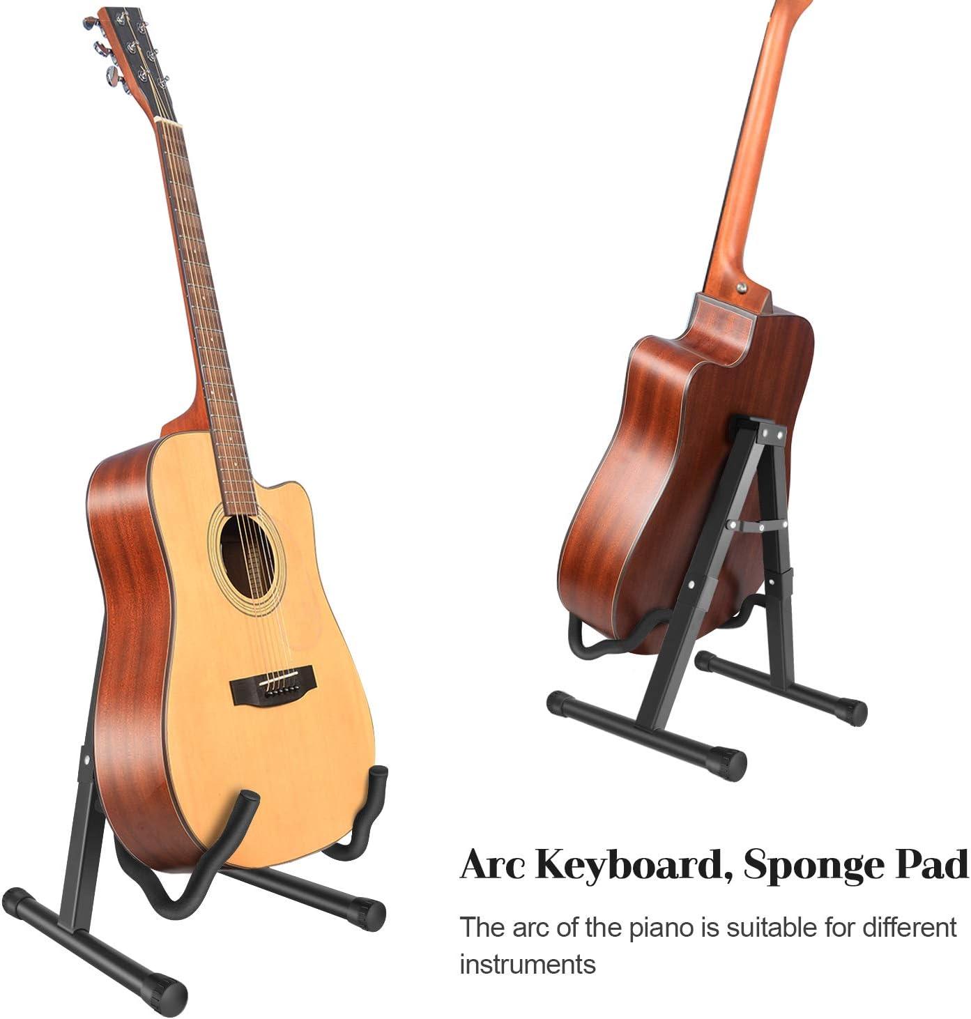 Martisan - Soporte de guitarra universal portátil para guitarra ...