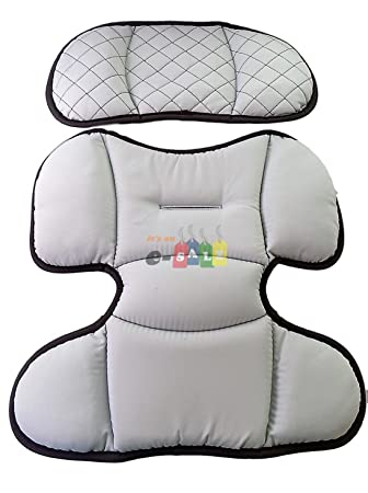 Replacement Infant Head And Body Insert Pads For Chicco KeyFit 30 Car Seat