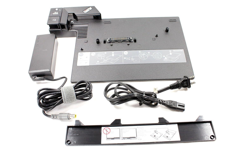 IBM Lenovo ThinkPad Advanced Mini Dock Type 2504 T60 T61 T400 T500 R60 R61 Z61