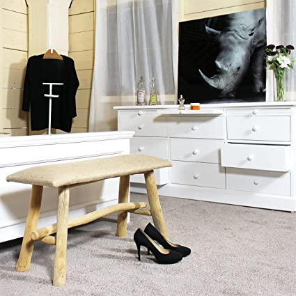 Mueble de mercería 9 tiradores 3 cajones de madera de pino massif./N104,