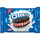 Oreo Mega Stuf Chocolate Sandwich Cookies, 13.2 Ounce