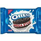 Oreo Mega Stuf Chocolate Sandwich Cookies, 13.2 Ounce