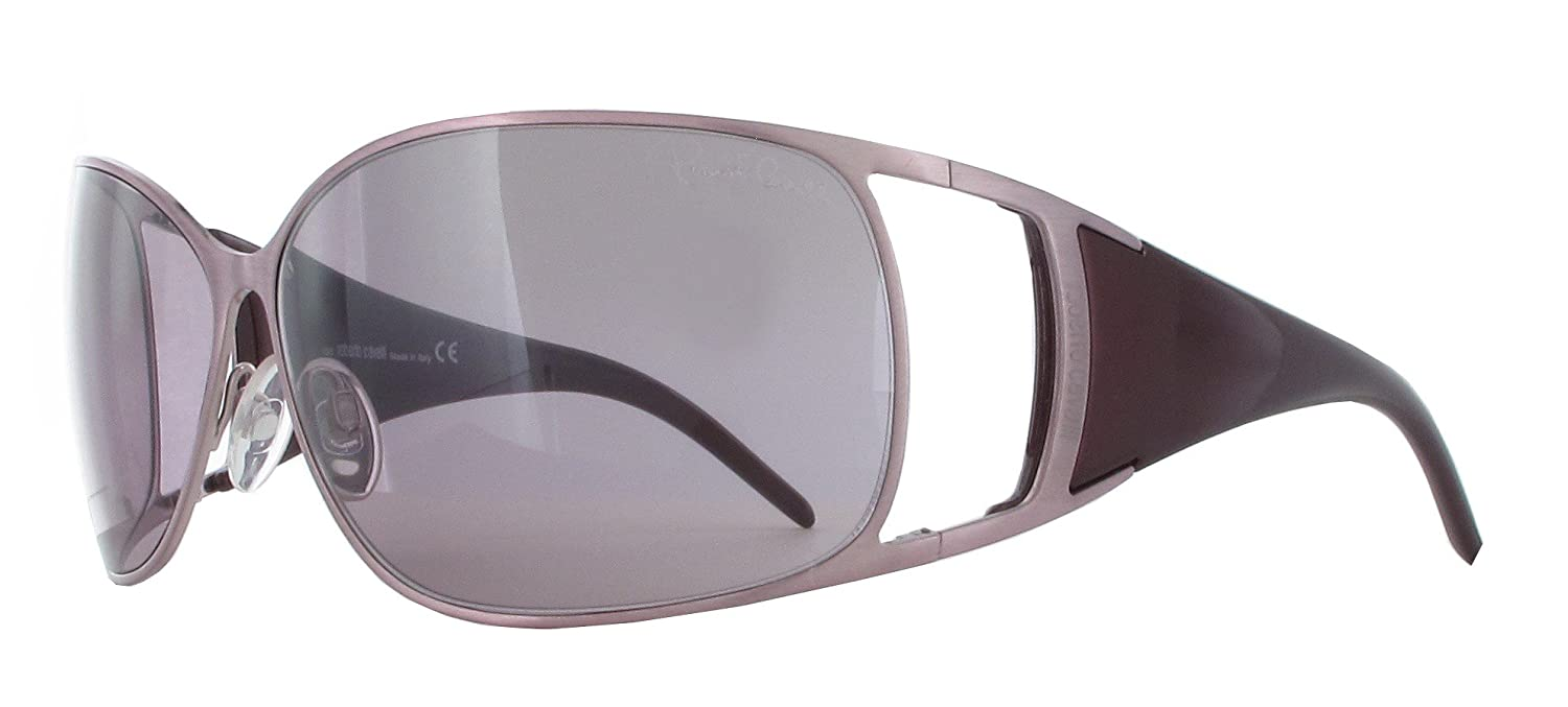 fd4f5593e6 Roberto Cavalli RC 239 Sunglass ARMONIA GUNMETAL Black RC239-731   Amazon.co.uk  Clothing
