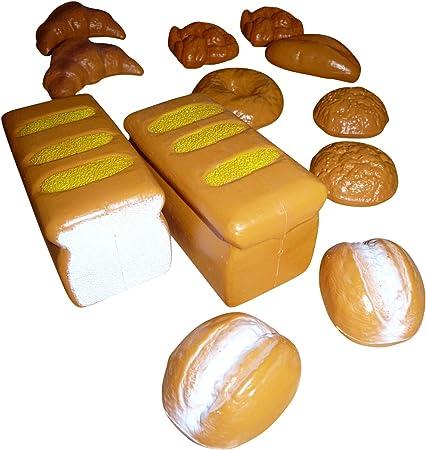 pane, panini, torte e altri deliziosi prodotti da forno Seruna A103 12 pezzi Set di prodotti per panetteria