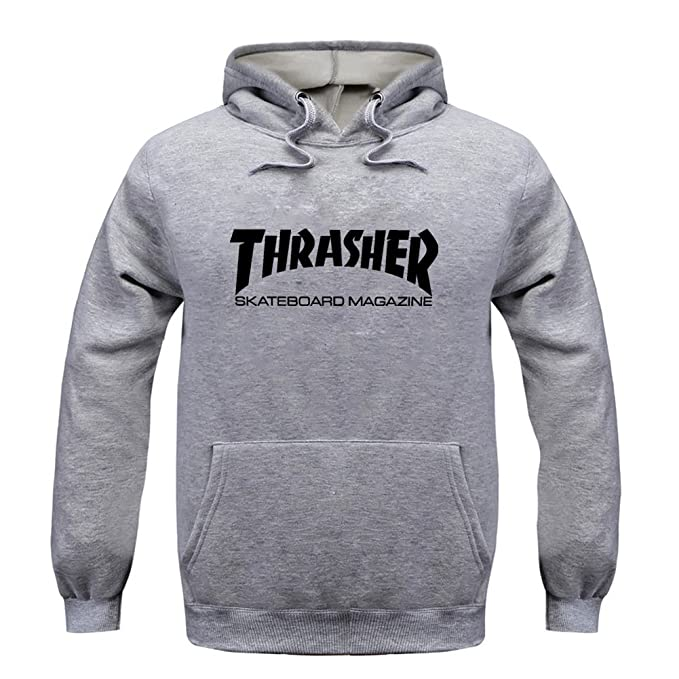 2016 New Thrasher Mag Logo For Boys Girls Hoodies Sweatshirts Pullover Outlet: Amazon.es: Ropa y accesorios