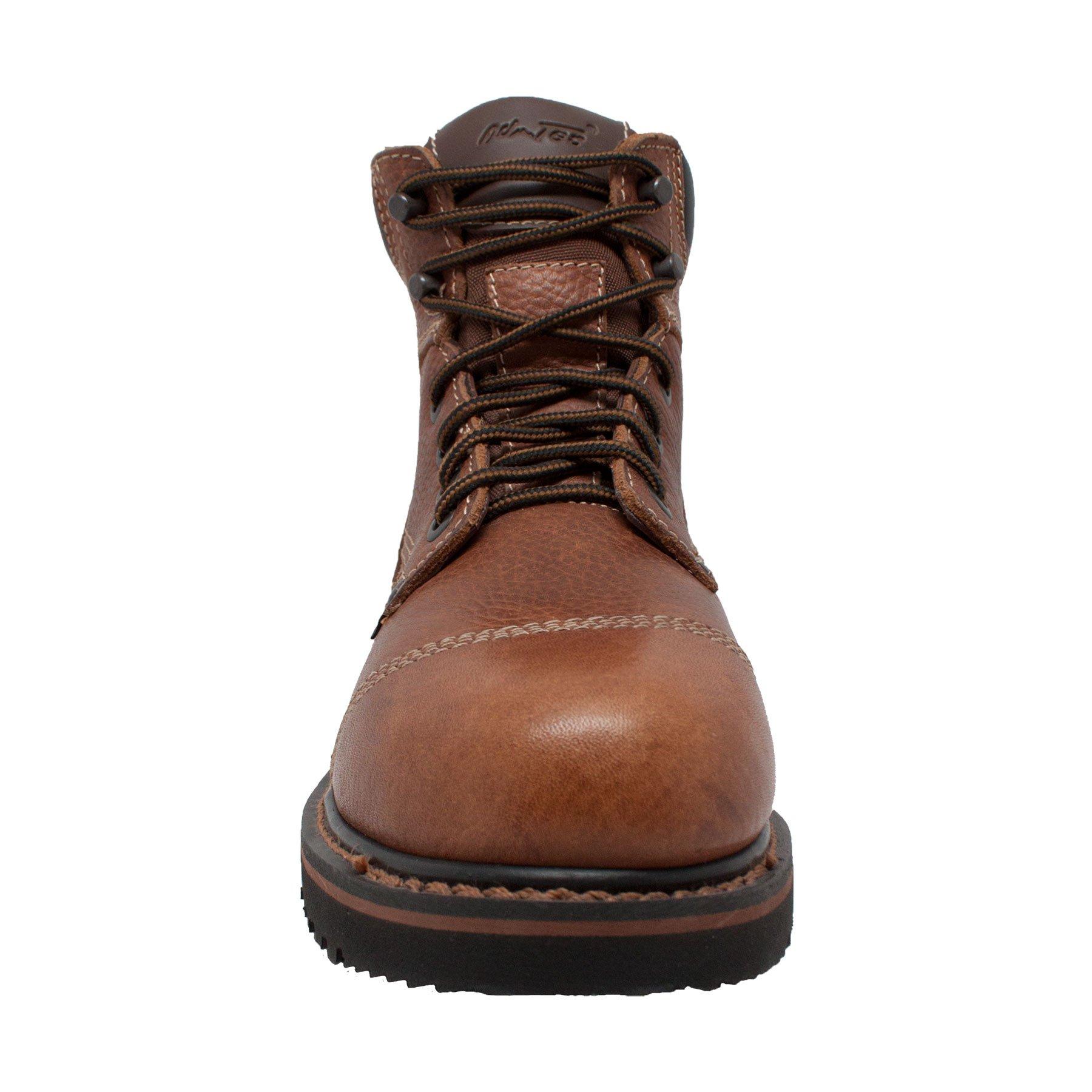 Adtec Men's 6 inch Comfort Work Boot, Light Brown, 8.5 W US by Adtec (Image #2)