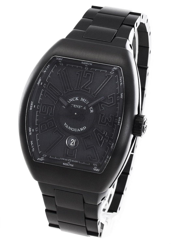 フランクミュラー ヴァンガード 腕時計 メンズ FRANCK MULLER V 45 SC DT TT NR BR NR[並行輸入品] B07DG2ZFMP