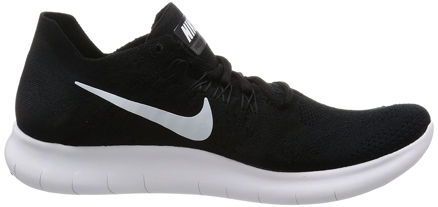 promo code 55168 52e8f Amazon.com | Nike Men's Free RN Flyknit 2017 Running Shoe | Basketball